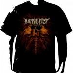 Metalfest Tshirt 2008 XL