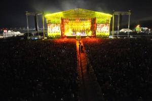 """Opener Festival 2009 Gewinner """"Best Major Festival"""""""
