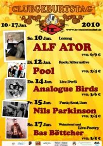 bc-Clubgeburtstagswoche-Plakat