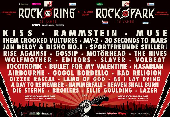 Rock Am Ring 2010