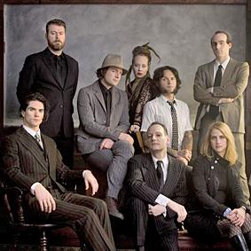 The World/Inferno Friendship Society - die wohl beste Polit-Punk-Band (eher Ochester) aus Brooklyn, New York zu Gast beim Rocken am Brocken Festival 2010