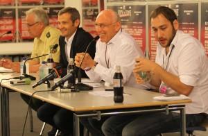RAR-Pressekonferenz