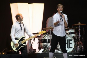 the hives sziget 2010