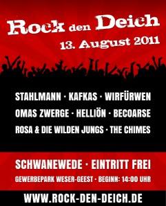 Rock den Deich 2011