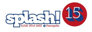 Logo Splash 2012