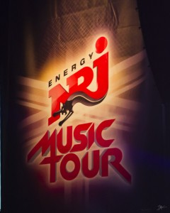Energy Music Tour Logo