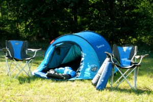 Echolot Camping-Set Gewinnspiel
