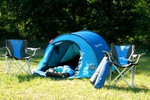 Echolot Camping-Set Gewinnspiel