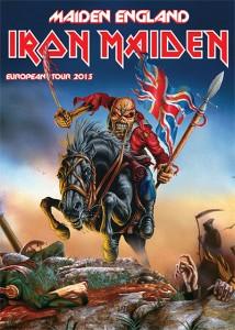 iron maiden europa tour 2013