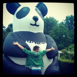 panda love @ juicy beats 2012