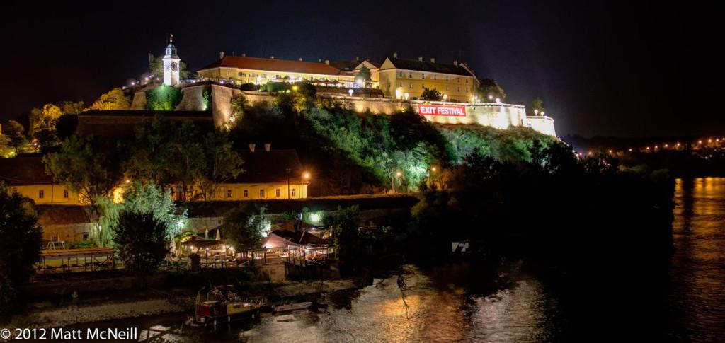 Exit-Festival-Festung-Petrovaradin