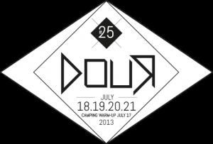 dour 2013 logo