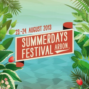 SummerDays Festival, 2013, Logo