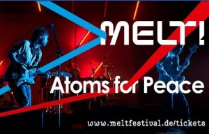 melt atoms for peace