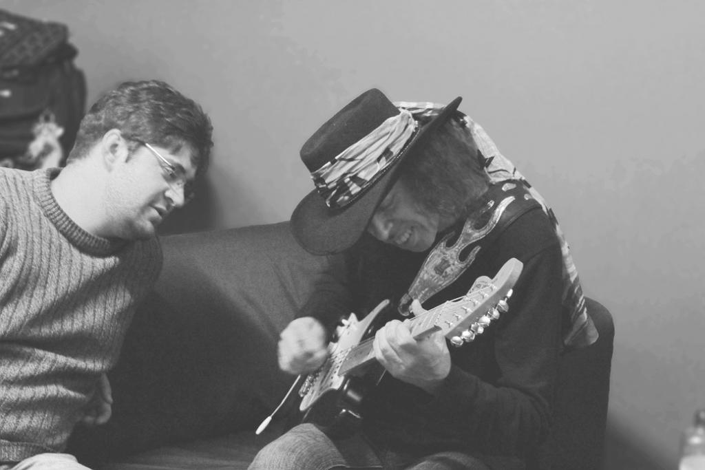 haltung gitarre rechtshänder