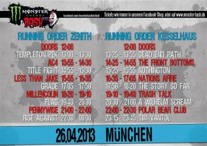 Monster Bash 2013 München
