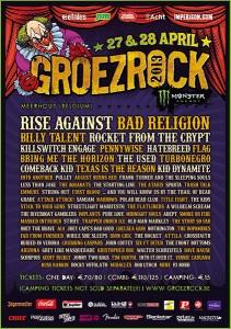 groezrock-2013-lineup