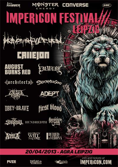 Impericon Festival 2013