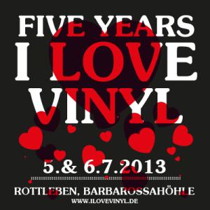 I Love Vinyl 2013