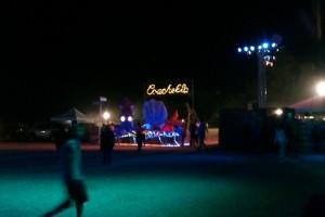 Coachella Campingplatz 2013