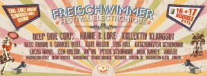 Freischwimmer festival 2013_Plakat