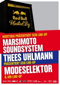 Red Bull Hosted By 2013_Poster