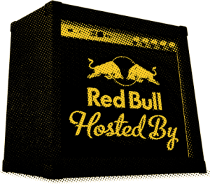 red bull hosted by_logo
