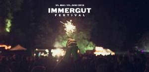 Immergut festival, webseite