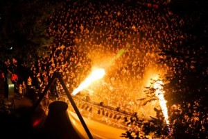 Feuertal Festival_Nacht