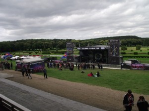Open Source Main Stage