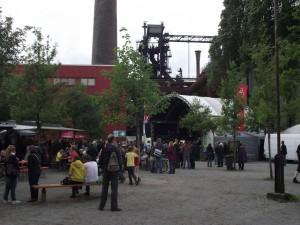 Traumzeit 2013 Gelände
