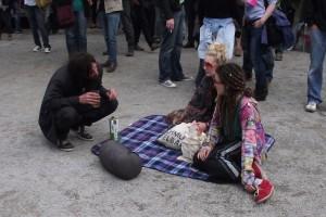 Traumzeit-Festival-Besucher
