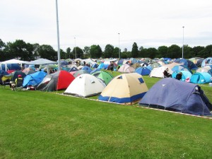 Camping Site D Pinkpop 2013