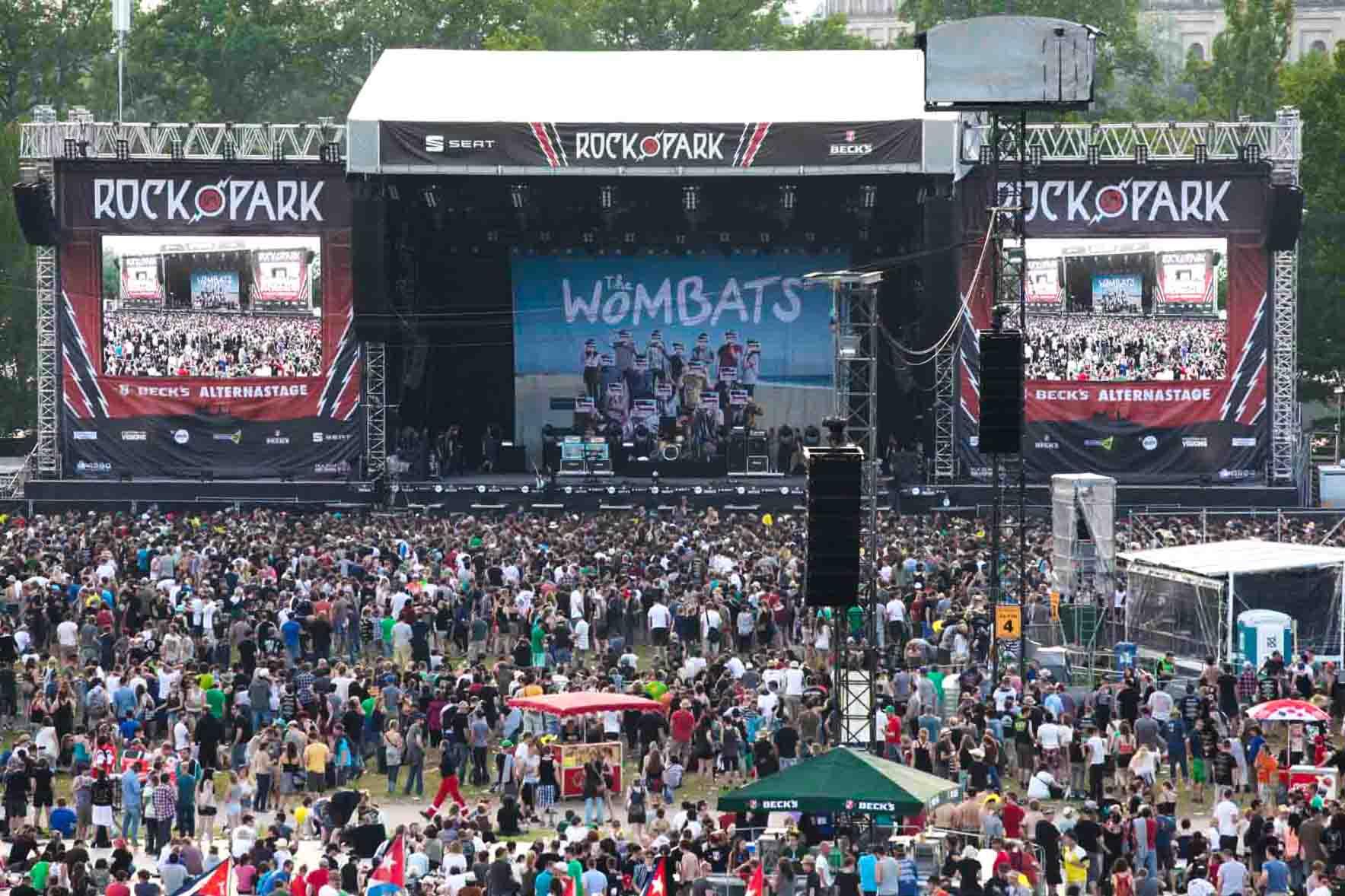 Rock Im Park Tickets Kaufen
