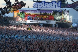 Splash Festival Tickets gewinnen mit Relentless