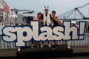 Splash Festival Relentless Flash Point