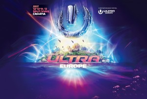 Ultra Music Festival Europe Croatia