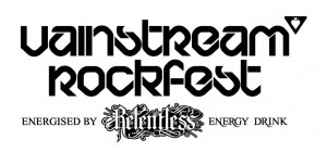 Vainstream Logo mit Relentless