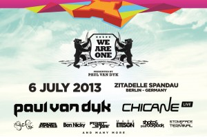 We Are One 2013_Festival