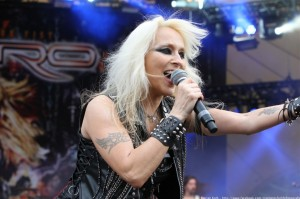 doro metalfestloreley Donnerstag 2013