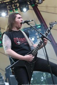 suicidal angels metalfest 2013 Samstag