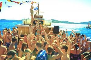 love week kroatien_partyschiff_4