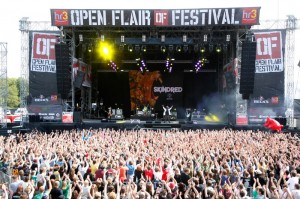 open flair 2012 impression