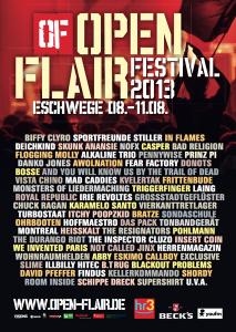 open flair flyer 2013