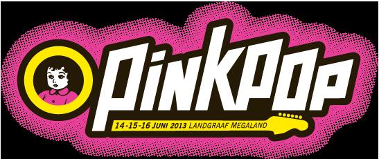 pinkpop 2013 logo