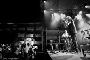 When Saints Go Machine Phono Pop 2013