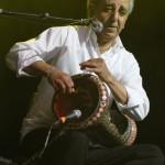 Souad Massi auf dem 23. Tanz- und Folkfestival in Rudolstadt 2013