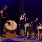 Enzo Avitabile & Bottari di Portico auf dem 23. Tanz- und Folkfestival in Rudolstadt