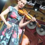 Frigg auf dem 23. Tanz- und Folkfestival in Rudolstadt