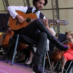 Carminho auf dem 23. Tanz- und Folkfestival in Rudolstadt